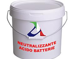 Neutralizzante acido batteria Bologna - Arcangeli Accumulatori