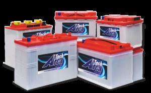 Batterie trazione leggera